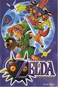 The Legend of Zelda - Majora's Mask Edition simple One-shot