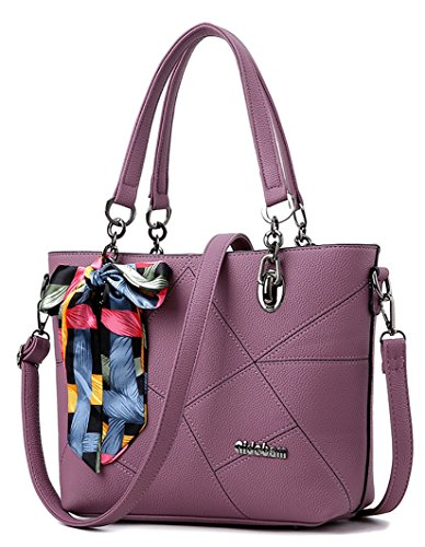 GHLEE Organizer borsa, Red wine (Rosso) - 293-A-17 Purple