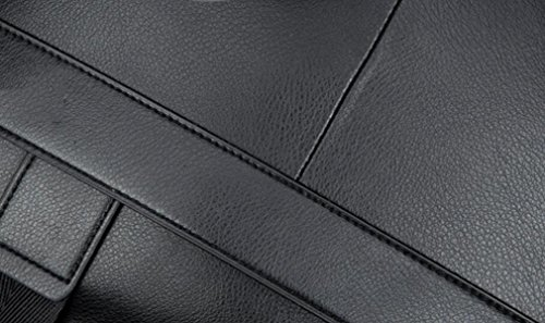 Spalla Messenger Bag Man Valigetta Borsa Del Computer Borsa Business Uomini Casual Brown