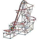 K'nex Talon Twist Roller Coaster Building Set - 624 Piece