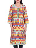 Bleuindus Round Neck Multicolor Fashion ...