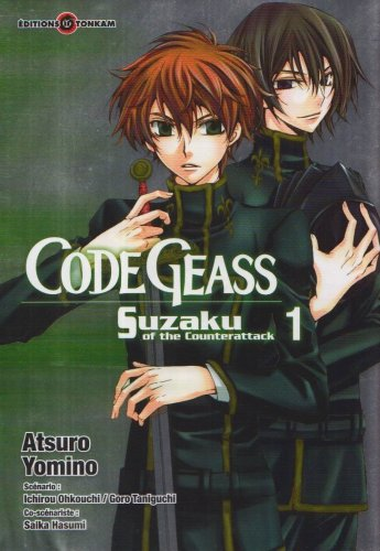 Code Geass - Suzaku of the Counterattack Edition simple Tome 1