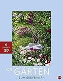 Gärten zum Greifen nah - 3D-Kalender 2016 - 2-Monatskalender - Heye-Verlag - Wandkalender - 34 cm x 44 cm