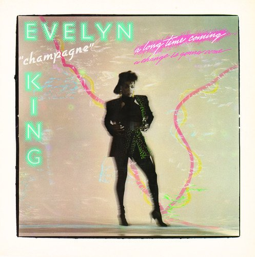 Evelyn King: A Long Time Coming (Audio CD)