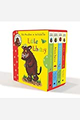 My First Gruffalo Little Library Board book