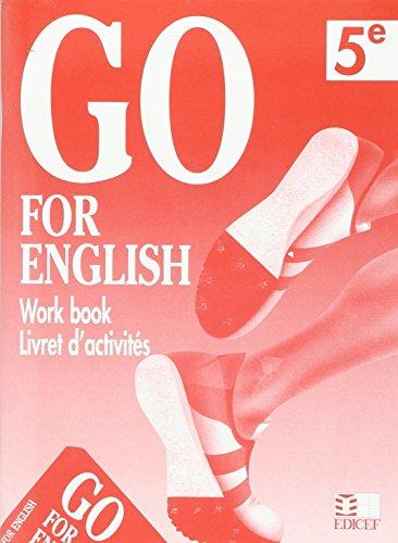 Go for English 5e/Livret d'Activites (Afrique Centrale)