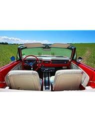 Geschenkgutschein: Ford Mustang Oldtimer fahren