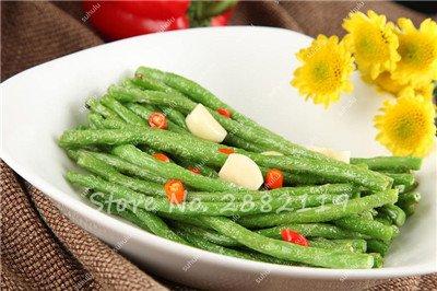 10 Pcs Multi Color long haricots Graines santé Graines de légumes biologiques, la croissance naturelle pour jardin délicieux Bon savoureux 18