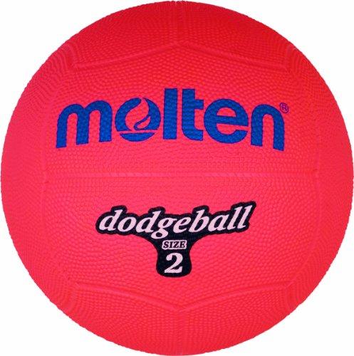 molten-dodgeball-db2-r-rot