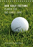 Der Golf-Teetime Planer für das ganze Jahr / - Best Reviews Guide