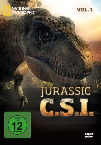 National Geographic - Jurassic C.S.I., Vol. 1
