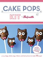 Cake Pops Kit: New Projects and Old Favorites! by Bakerella (2011-11-23)