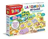 Sapientino Clementoni 13350 - Baby Tombola dei Cuccioli