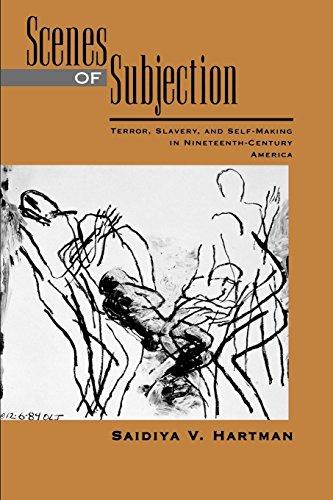 Free pdf scenes of subjection terror slavery and self making in scenes of subjection terror slavery and self making in nineteenth century fandeluxe Gallery