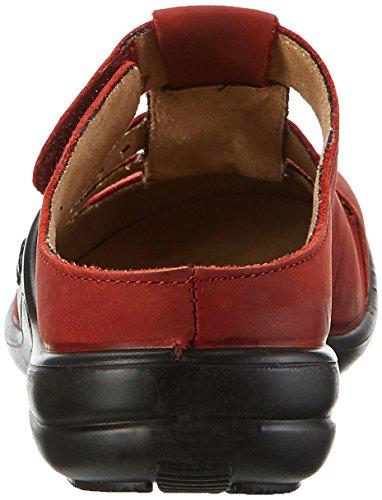 ROMIKA Maddy 20, Pantoufle Femme Rot (Rot)