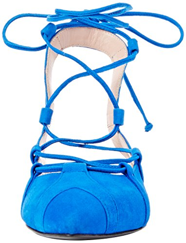 Boutique Moschino Stripes, a bride femme Bleu (Bleu)