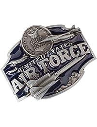 MagiDeal Boucle de Ceinture Aigle Buckle de Armée  Armée de l Air   Armée a21281981cf