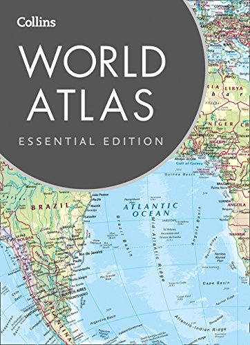 Collins World Atlas: Essential Edition Cover Image