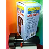 Grill Motor for Cypriot Charcoal Barbeque Grills (Foukou) Battery Operated