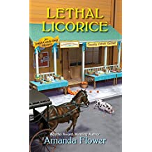 Lethal Licorice (An Amish Candy Shop Mystery, Band 2)