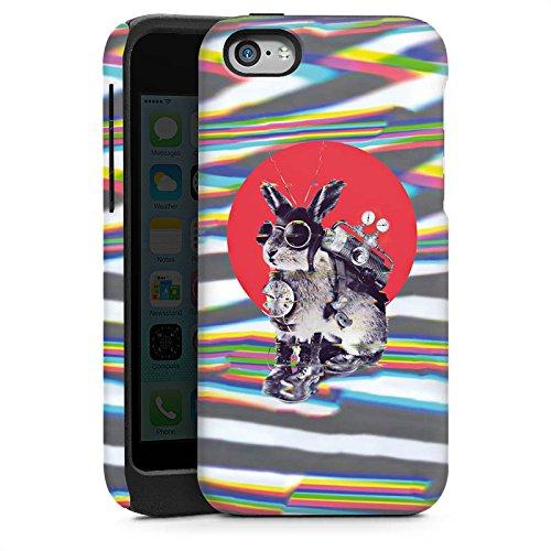 Apple iPhone 5 Housse étui coque protection Cas Tough brillant