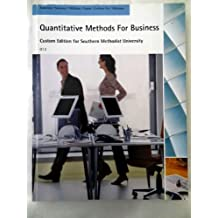 Quantitative Methods for Business, 12th Edition