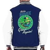 Cloud City 7 Dragonball Z Make Namek Great Again Men's Varsity Jacket