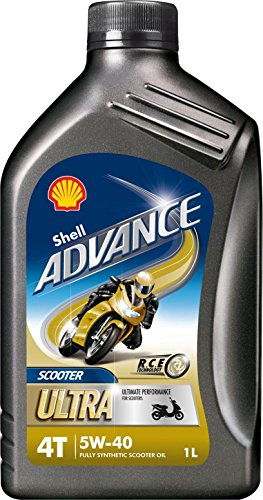 Olio Shell Scooter Advance Ultra 4t 5w40 1lt