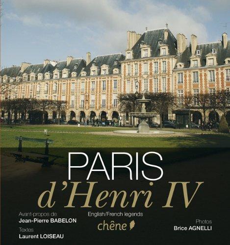 Paris Henri IV par Laurent Loiseau