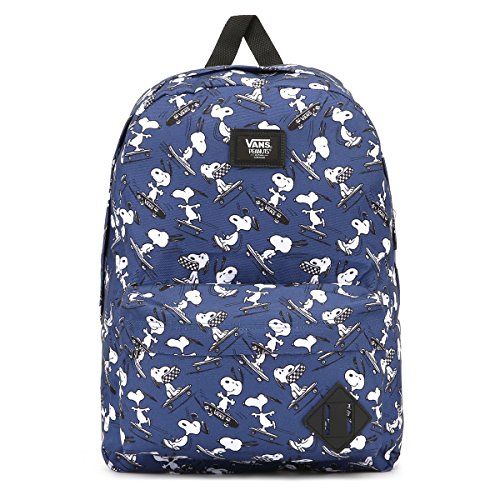Imagen de vans old skool ii backpack  tipo casual, 42 cm, 22 liters, azul true navy