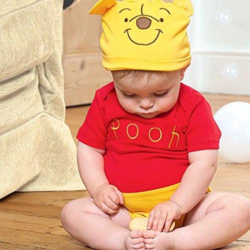 Kleid bis Winnie Pooh Baby Kostüm, ()