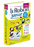 Dictionnaire Le Robert Junior Poche Plus - 7/11 ans - CE-CM-6e - Édition anniversaire - Le Robert - 24/05/2018
