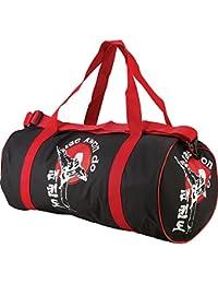 Blitz Taekwondo Martial Arts - Bolsa de deporte, color negro
