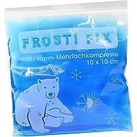 KALT-WARM Kompresse FrostiFix 10x10 cm blau 1 St Kompressen preisvergleich bei billige-tabletten.eu