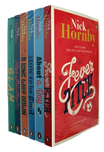nick-hornby-6-books-high-fidelity-about-a-boy-fever-pitch-a-long-way-down-how-to-be-good-slam