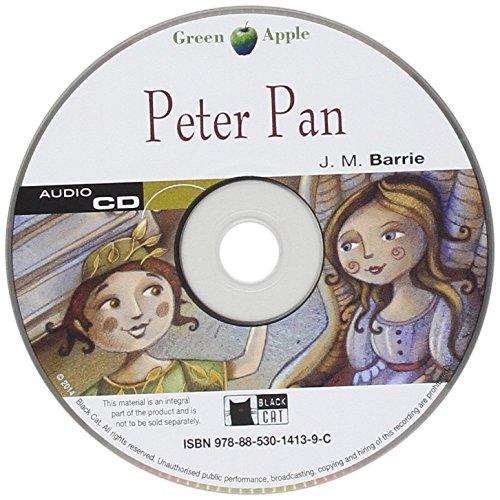 Zoom IMG-2 peter pan book con cd