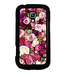 Printvisa Ultra Roses 2D Hard Polycarbonate Designer Back Case Cover for Samsung Galaxy S Duo...
