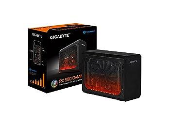 GIGABYTE RX 580 Gaming Box GV-RX580IXEB-8GD eGPU Ekran Kartı