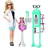 Barbie - Muñeca, oftalmóloga (Mattel CMF42)