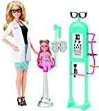 Barbie CMF42 - Oculista