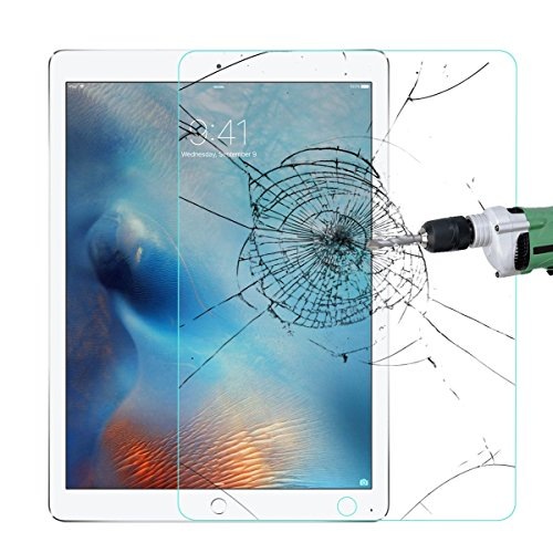 Preisvergleich Produktbild Ipad Pro 12.9'' Displayschutz, Abestbox®Premium Panzer Glas(3D Touch kompatible) Display Schutz Folie Glasfolie für iPad Pro 12.9'' mit HD 0.26mm 2.5D