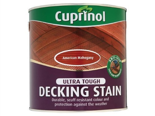 Cuprinol 2.5L anti slip Decking Stain -