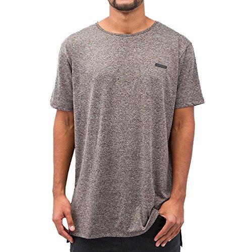 Criminal Damage Herren Oberteile / T-Shirt Bane Grau