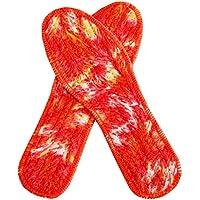 10Pair Einlegesohlen-wiederverwendbare selbstwärmende Einlegesohlen Winter warme Schuheinlagen (Frauen), rot preisvergleich bei billige-tabletten.eu