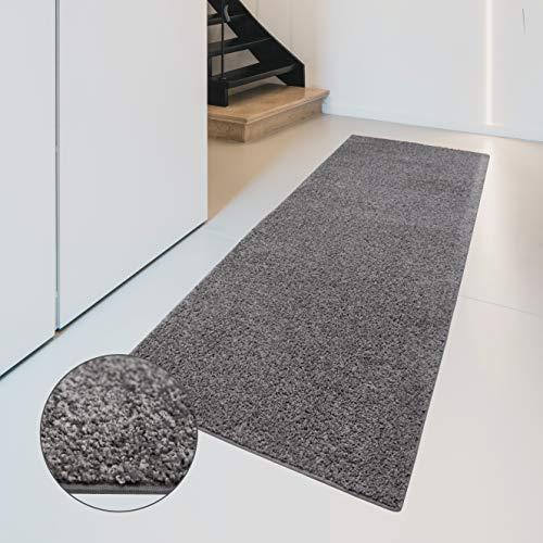 Carpet Studio Alfombra Suave al Tacto 67x180cm, Salón/Cocina/Dormitorio/Pasillo, Decoracion Habitacion...