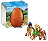 Playmobil 5278 Indian Girl with Forest Animals