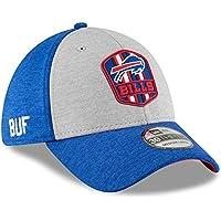 New Era Buffalo Bills 2018 NFL Sideline 39THIRTY Flex cap Strada 4c8bd969e70b