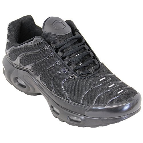 Hommes bulle Baskets Lacet chaussures Course baskets jogging sport fitness gym