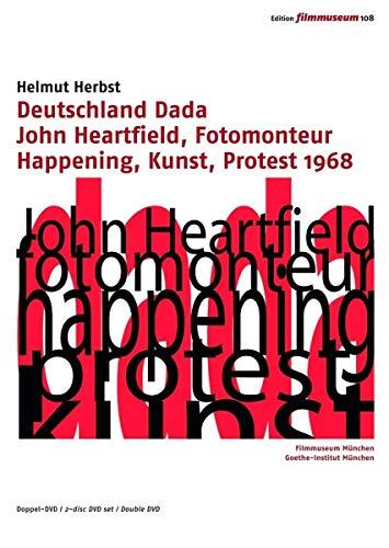 Preisvergleich Produktbild Deutschland Dada / John Heartfield, Fotomonteur / Happening, Kunst, Protest 1968 [2 DVDs]