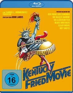 BD * Kentucky Fried Movie (Blu-ray) [Import allemand]